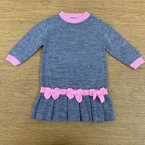 Florence Eiseman Knit Baby Dress